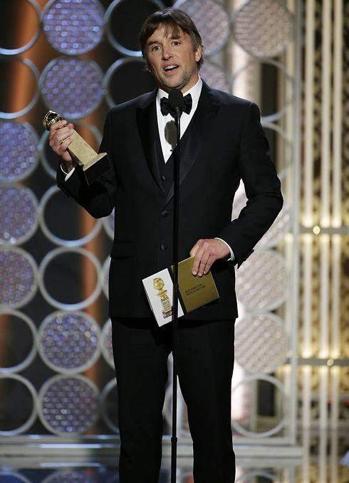 ריצ'רד לינקלייטר. הזוכה הגדול של הלילה (צילום: AP) (צילום: AP)