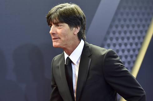 המאמן המצטיין של 2014, יואכים לאב (צילום: AFP) (צילום: AFP)