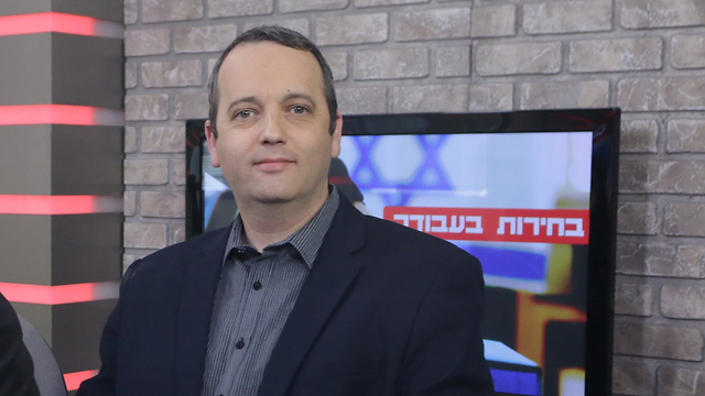 Gilad Kariv (Photo: Yaron Brener)