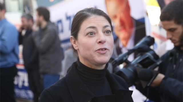תשמור על תואר האישה הראשונה במפלגה? מרב מיכאלי (צילום: מוטי קמחי) (צילום: מוטי קמחי)
