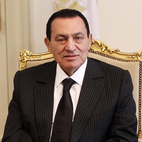 Ousted president Husni Mubarak. (Photo: AFP)