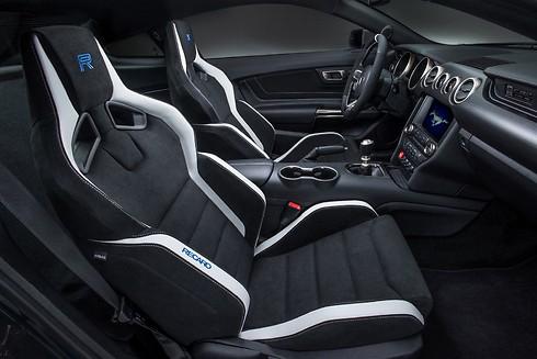 פורד מוסטנג שלבי GT350R ()