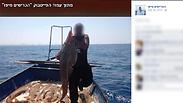 """צילום מסך מעמוד """"הכרישים ביפו"""" בפייסבוק"""