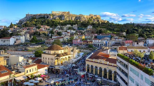 אתונה. אחת מהערים העתיקות בעולם המערבי (צילום: shutterstock)