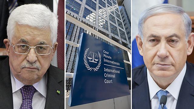 PM Netanyahu, PA President Abbas (Photo: Gettyimages, EPA, Emil Salman) (Photos: EPA, Getty Images, Emil Salman))