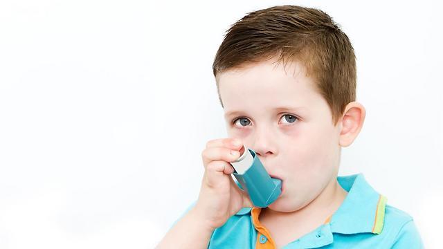 מה יעזור לילד לנשום טוב יותר? (צילום: shutterstock) (צילום: shutterstock)