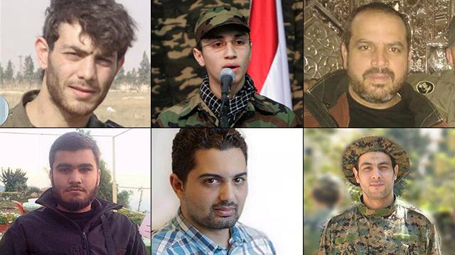 Six Hezbollah members killed in strike, including Jihad Mughniyeh