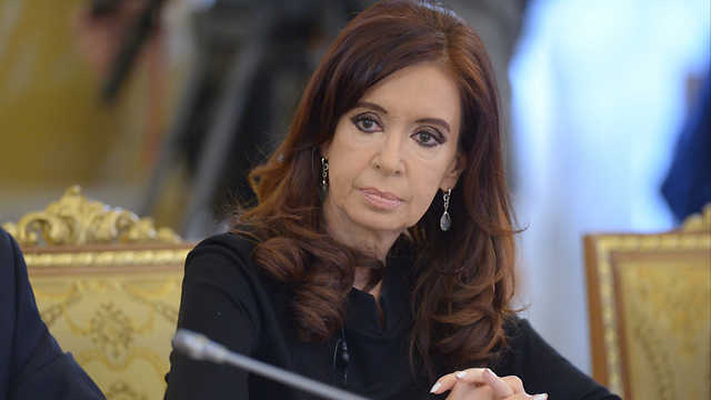 President Cristina Kirchner. (Photo: Getty Images)