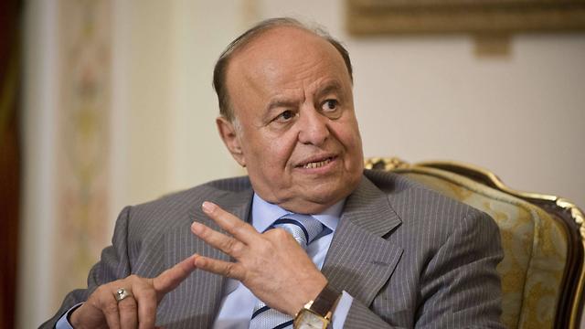 יותר זכויות למיעוט השיעי. נשיא תימן עבד רבו מנסור האדי  (צילום: AFP) (צילום: AFP)