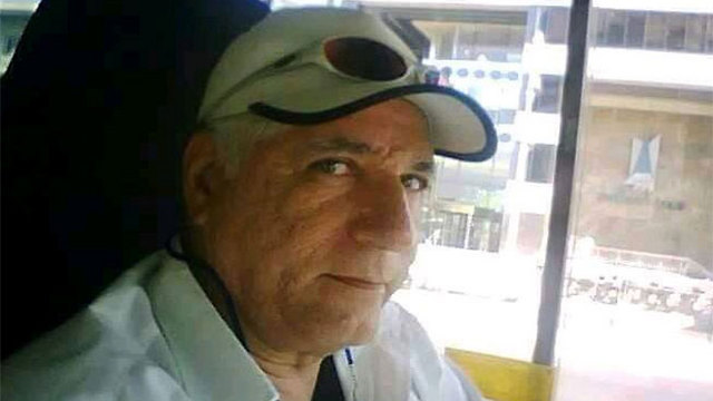 Bus driver Herzl Biton fought the terrorist.