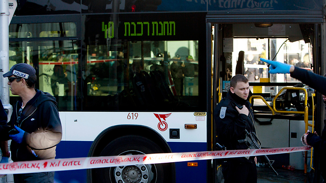 Scene of the attack. (Photo: Associated Press)