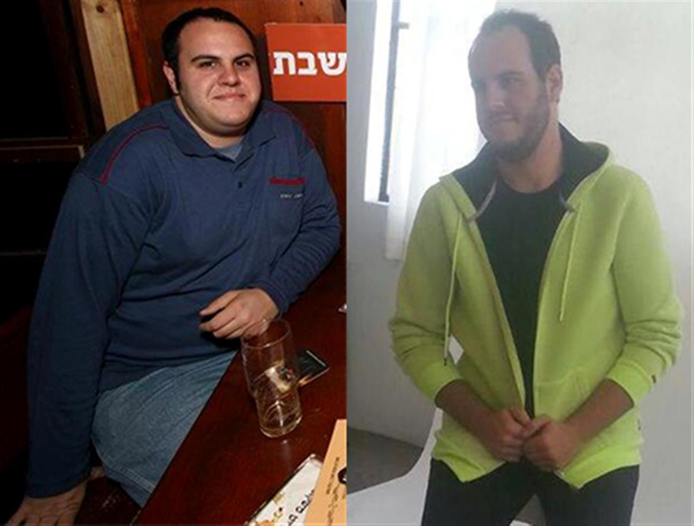 ירידה במשקל היא עניין של החלטה. ליאור פרייליך ( ) ( )