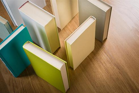 כמעט כמו לחלק דואר. כתיבת ספרים (צילום: shutterstock) (צילום: shutterstock)