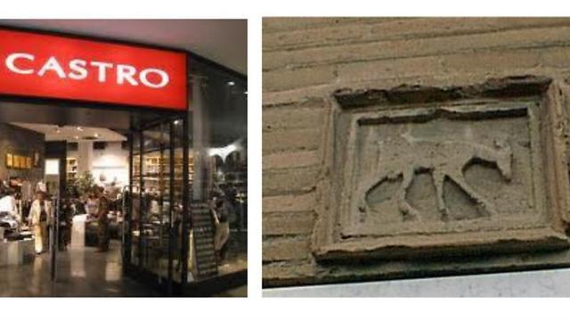 שלטי חנויות, אז והיום. עם השנים הפך שילוט החנויות לאמצעי שיווקי קריטי ()