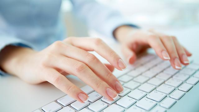 מקלידים עיוור? אולי תצטרכו להתרגל מחדש (צילום: Shutterstock) (צילום: Shutterstock)