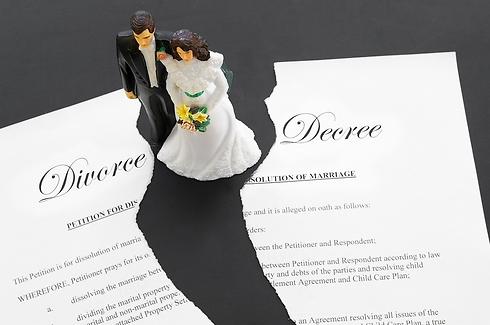 לאהוב את הוויתורים. גם בזמן הזוגיות וגם בזמן הגירושים (צילום: shutterstock) (צילום: shutterstock)