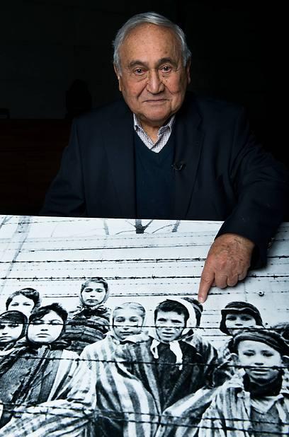 Gabor Hirsch, 85 (Photo: Gettyimages)