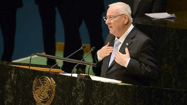 President Rivlin (Photo: Mark Neiman, GPO)