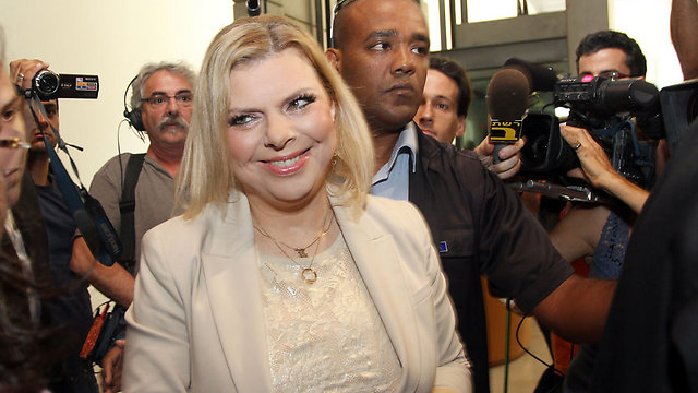 Sara Netanyahu (Photo: Gil Nechushtan)