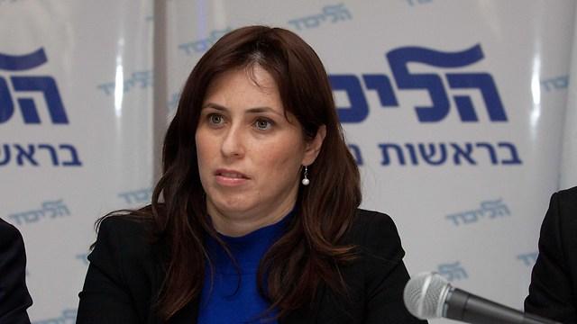 Deputy Minister Tzipi Hotovely (Photo: Ido Erez)