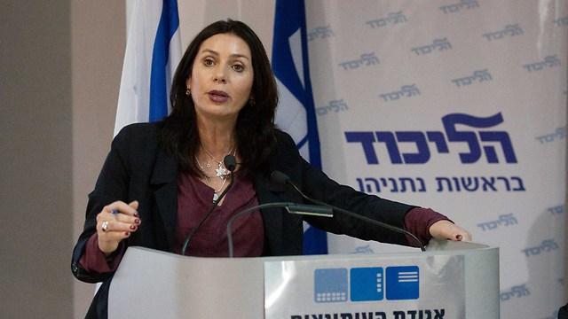 Likud MK Miri Regev (Photo: Ido Erez) (Photo: Ido Erez)