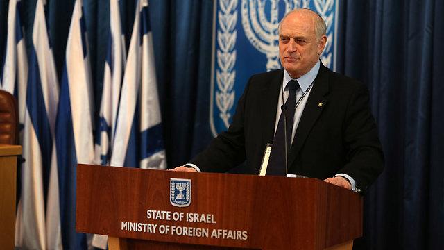 Malcom Hoenlein. Headed a delegation to Turkey. (Photo: Amit Shabi, Yedioth Ahronoth)