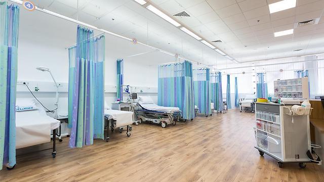 תנאים שאין בבית חולים פרטי. בריאותא ( )
