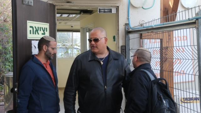 אלון חסן (צילום: מוטי קמחי)