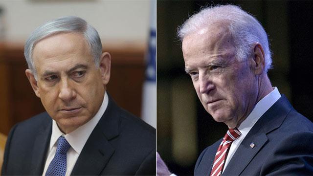Biden to miss Netanyahu speech to US Congress (Photo: AFP, Alex Kolomoisky) (Photo: AFP, Alex Kolomoisky)