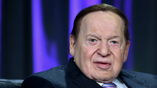 Sheldon Adelson. Closer than ever to fulfilling his vision (Photo: AFP)   (Photo: AFP)