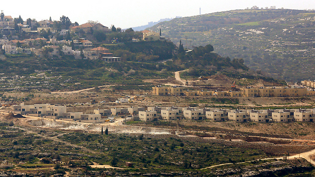 Settlement of Kedumim (Photo: EPA)