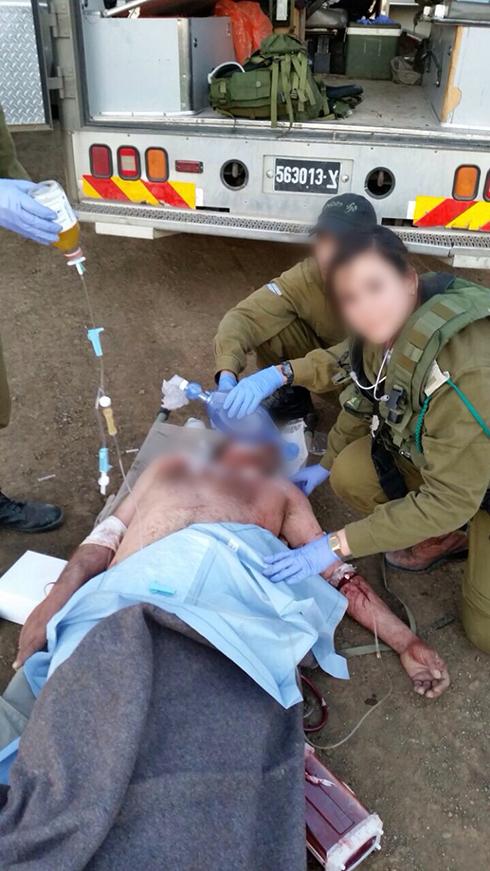 Archive photo: IDF Spokesperson's Unit (Photo: IDF Spokesperson's Unit)