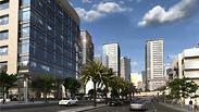 הדמיה: משרד קייזר אדריכלים ומתכנני ערים