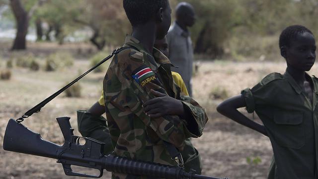 בין הסודנים בתימן: נאשמים באונס וברצח אזרחים (צילום: AFP) (צילום: AFP)