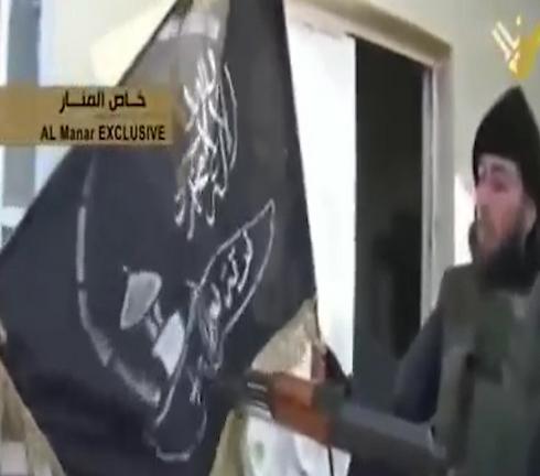 Pro-Assad fighter battles Syrian rebels near border with Israel