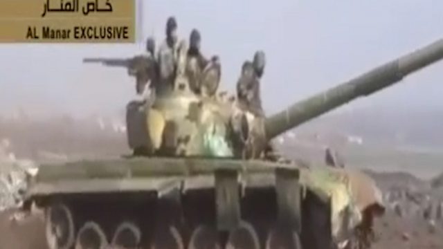 Hezbollah and Syrian team up in fight against Nusra Front and Rebel factions