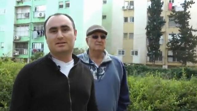 """""""אין מי שיחליף מנורה"""". נאריק אלייאב מתקומם  (צילום: אסף קמר)"""
