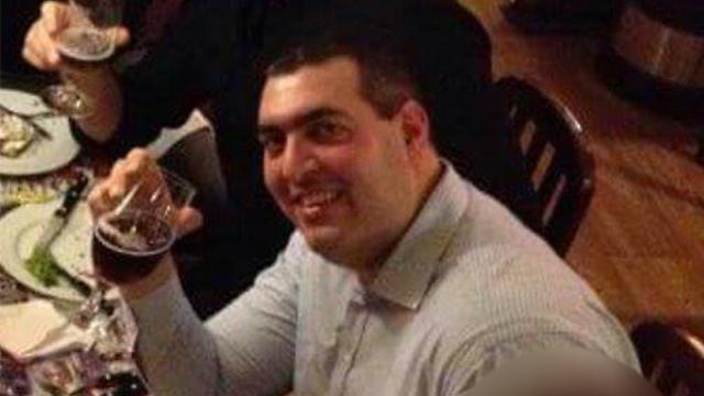Dan Uzan, killed in the attack on the Copenhagen synagogue