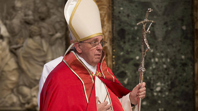 Pope Francis lamented the cynicism of world powers in the 1930s and 1940s (Photo: EPA)