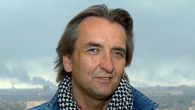 Roger Auque (Photo: Abaca)