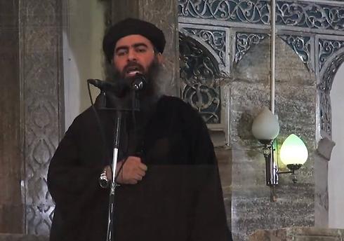 ארגון עם שאיפות גדולות. מנהיג דאעש אל-בגדדי (צילום: MCT) (צילום: MCT)