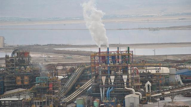 מפעלי ים המלח (צילום: עופר מאיר) (צילום: עופר מאיר)