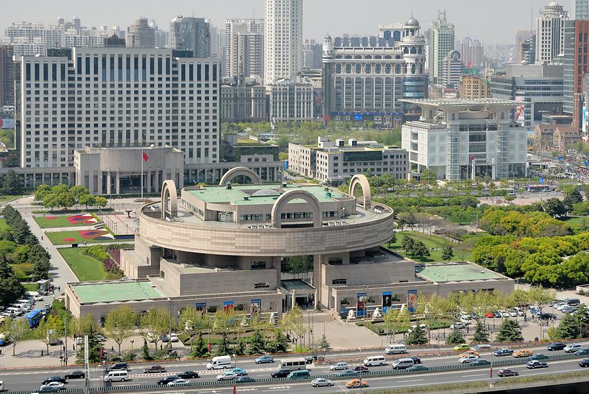 כל התרבות הסינית במקום אחד. המוזיאון הלאומי בשנגחאי (צילום: shutterstock)