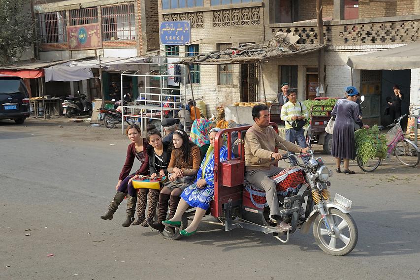 מונית, מישהו? טורפאן (צילום: shutterstock)