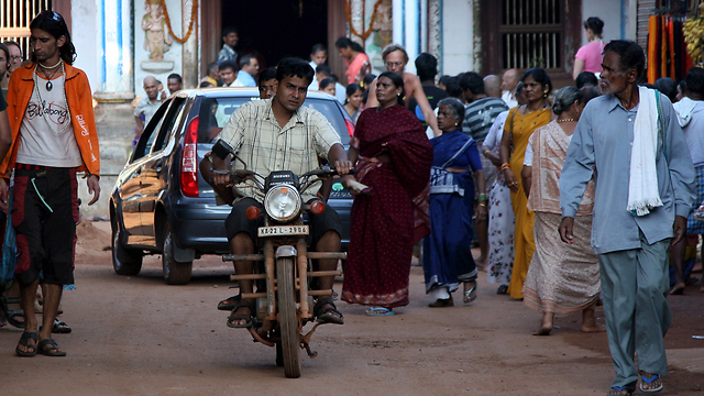 Гоа, Индия. Фото: Авигайль Узи