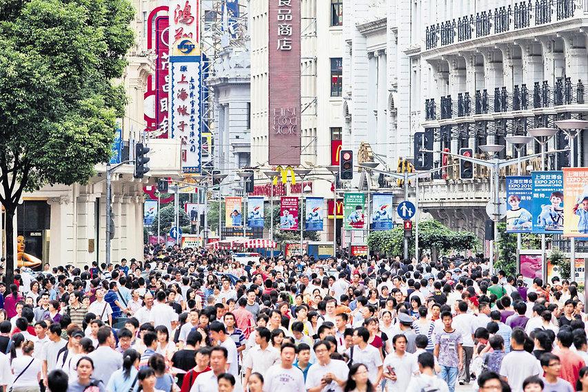 זה מה שקורה כשמיליארד סינים חוגגים (צילום: shutterstock )