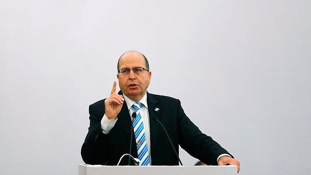 Defense Minister Moshe Ya'alon (Photo: Reuters)