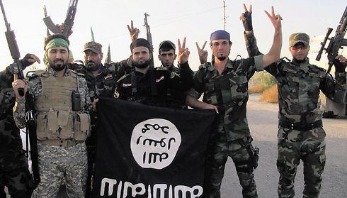ISIS forces (Photo: EPA) (Photo: EPA)