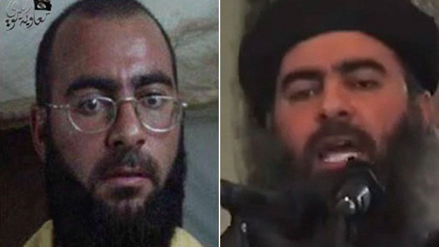 Archive pictures of Baghdadi (Photo: MCT) (Photo: MCT)