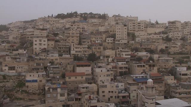 Ongoing tensions in Palestinian neighborhood of Silwan in East Jerusalem (Photo: Eli Mendelbaum) (Photo: Eli Mendelbaum)